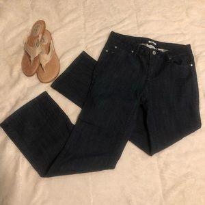 Liz Claiborne Stretch Denim Jeans - Size 4P